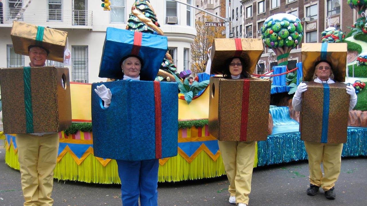Parade Presents