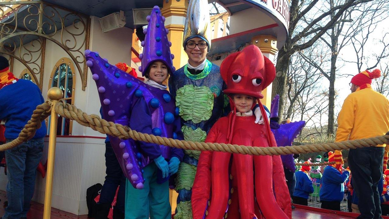 Parade Starfish Lobster