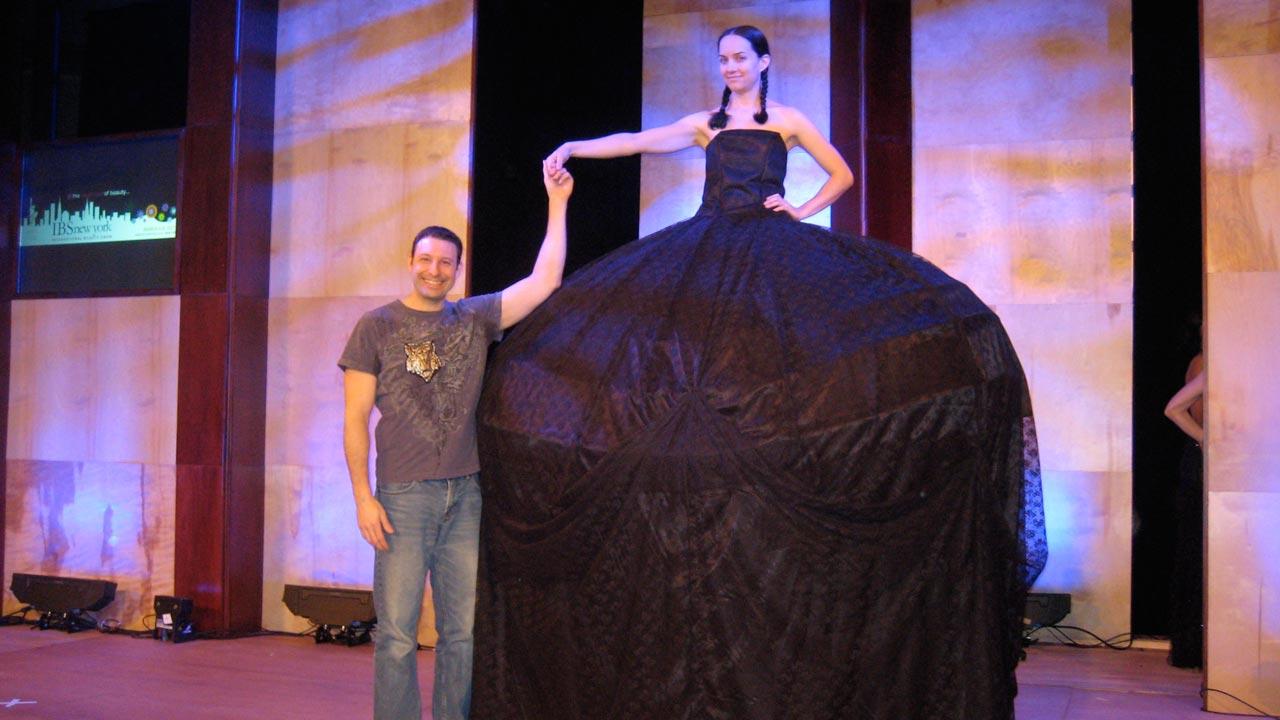 Stilt Walkers Dress